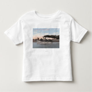 Kennedy Steamboat Leaving for Bremerton T-shirt