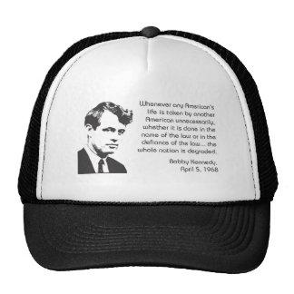 Kennedy Trucker Hat