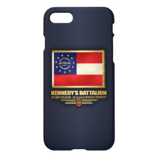 Kennedy's Battalion of New Orleans iPhone 8/7 Case