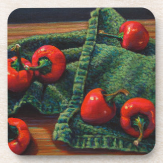 Kenneth_Cobb_2014_HotPeppers_OilonCanvas_8x10.jpg Coasters