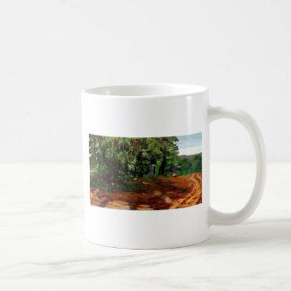 Kenneth_Cobb_landscapesketch2_2001_OilonBoard_12in Coffee Mug
