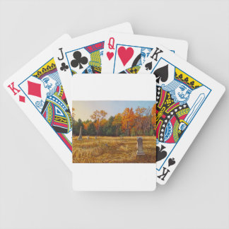 KennethCobb_Fallbrook_2012_OilonCanvas_24x36in_8_3 Bicycle Playing Cards