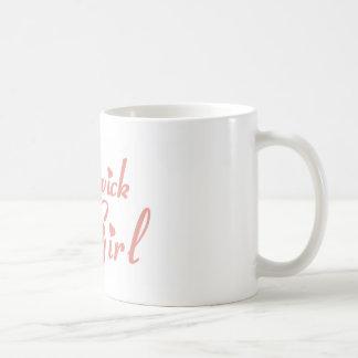 Kennewick Girl tee shirts Classic White Coffee Mug