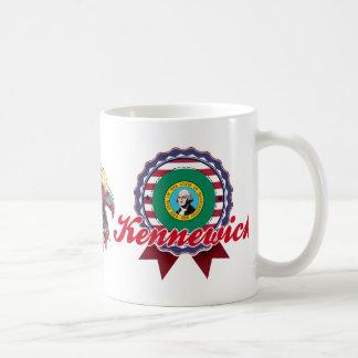 Kennewick, WA Classic White Coffee Mug