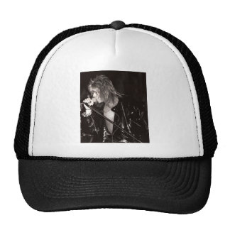 Kenny Mac  Live Black and White Trucker Hats