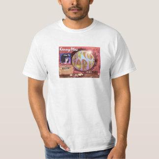 "Kenny Mac ""New Cool World"" CD Poster T Shirt"