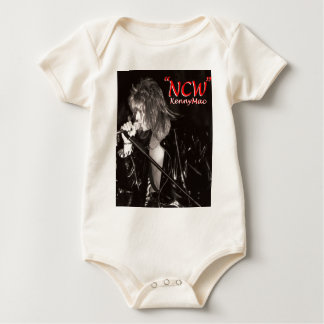 "Kenny Mac Singer ""NCW"" Baby Bodysuit"