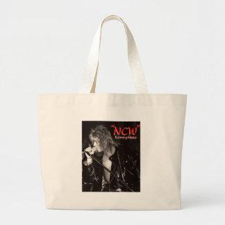 """Kenny Mac Singer """"NCW"""" Tote Bags"""