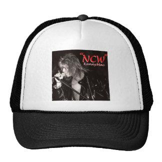 "Kenny Mac Singer ""NCW"" Trucker Hat"