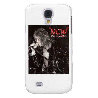 """Kenny Mac Singer """"NCW"""" Samsung Galaxy S4 Cover"""