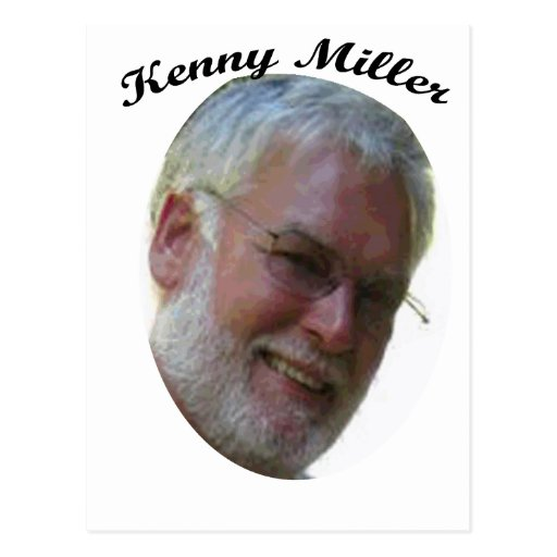 Kenny Miller Tarjeta Postal