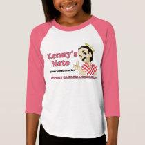 Kenny's Mate Girls T-Shirt