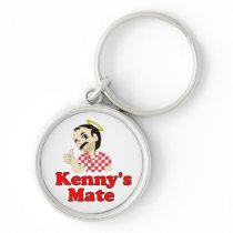 Kenny's Mate Keychain