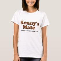 Kenny's Mate Leopard Print T-Shirt