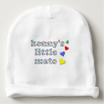 Kenny's Mate Patchwork Pattern Baby's Hat