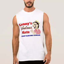Kenny's Mate Pride Muscle Sleeveless Shirt