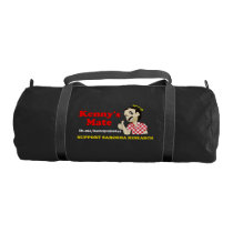 Kenny's Mate Sarcoma Research Support Gym Bag