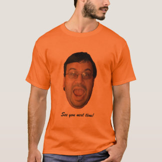 """Kenny's """"See You Next Time"""" Men's T-Shirt"""