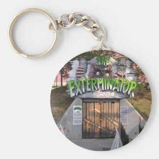 Kennywood, The Exterminator Keychain