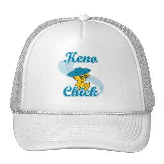 Keno Chick 3 Hat
