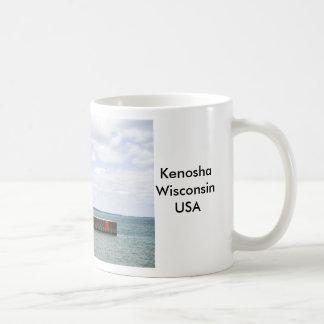 Kenosha Lighthouse Mug