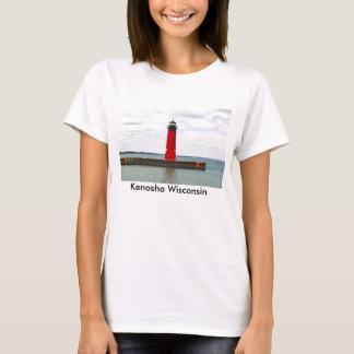 Kenosha Lighthouse T-Shirt