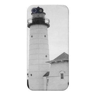Kenosha North Pier Lighthouse iPhone 5 Cases