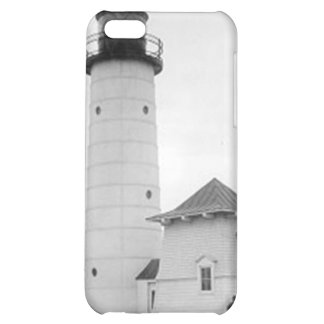 Kenosha North Pier Lighthouse iPhone 5C Covers