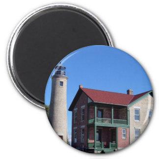 Kenosha Southport Lighthouse Magnet