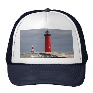 Kenosha, Wisconsin Trucker Hat