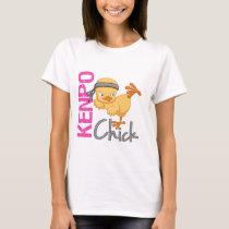 Kenpo Chick T-Shirt