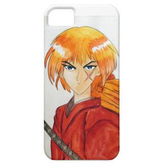 Kenshin resuelto iPhone 5 fundas