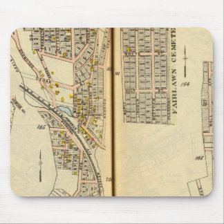 Kensico, New York Mouse Pad