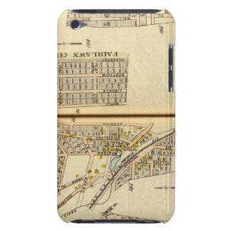 Kensico, Nueva York iPod Touch Case-Mate Protectores