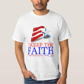 Kensington 2011 -- Faith Shirt