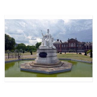 Kensington Gardens Postcard