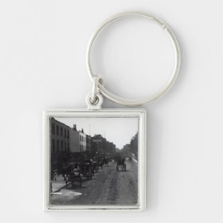 Kensington High Street, London Keychain