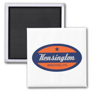 Kensington Refrigerator Magnet