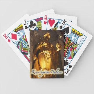 Kensington Palace Bicycle Playing Cards