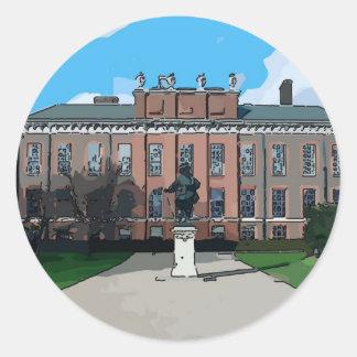Kensington Palace Classic Round Sticker