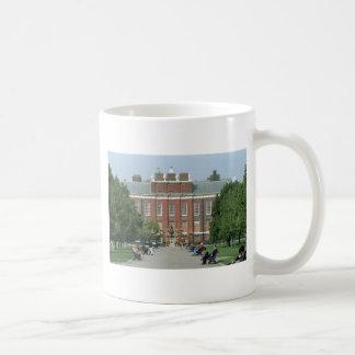 Kensington Palace Classic White Coffee Mug