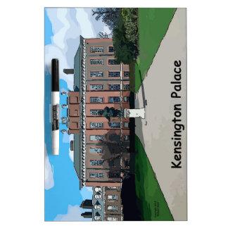 Kensington Palace Dry Erase Whiteboard