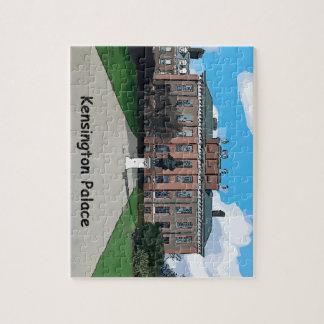 Kensington Palace Puzzle