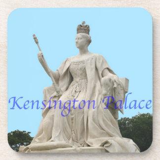 Kensington Palace's Queen Victoria Statue Beverage Coasters