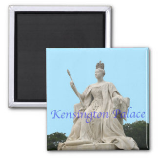 Kensington Palace's Queen Victoria Statue Magnets
