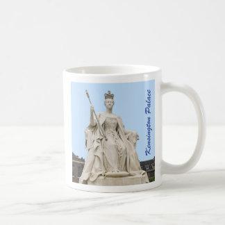 Kensington Palace's Queen Victoria Statue Mug