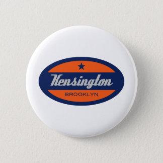 Kensington Pinback Button