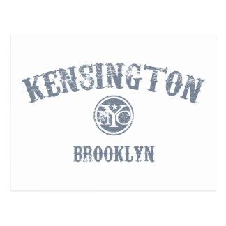 Kensington Post Card