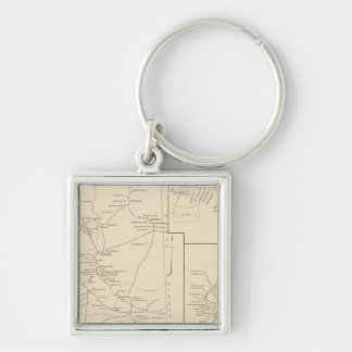 Kensington, Rockingham Co Keychain