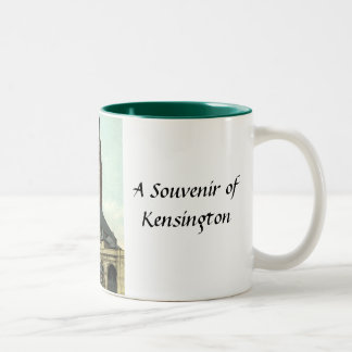 Kensington Souvenir Mug